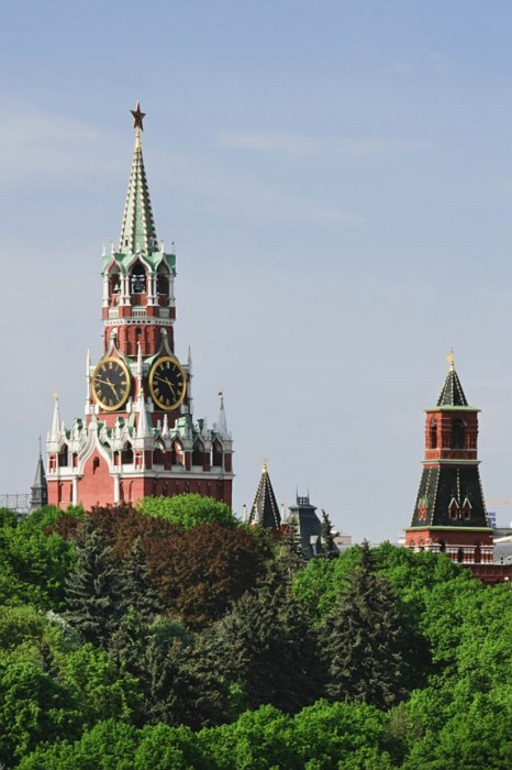 The Saviour (Spasskaya) and The Sts. Constantine and Helen Towers