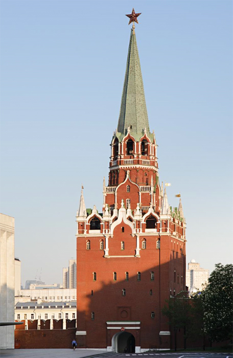 The Trinity (Troitskaya) Tower